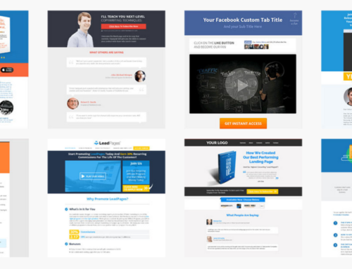 WordPress Landing Page Tips